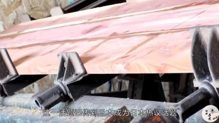中国又火了! 一艘装载几万口棺材的巨轮直奔日本