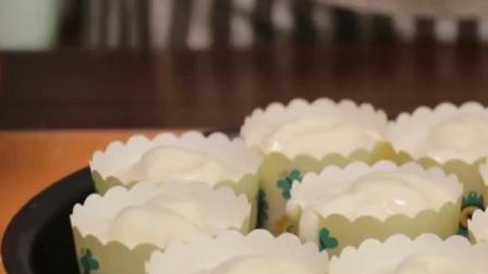 纸杯蛋糕的做法, 柔软香甜, 不塌陷, 制作简单零失败, 先收藏起来
