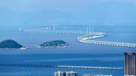 """超级工程港珠澳大桥正式开通!看看他与""""株洲造""""的不解缘分~"""
