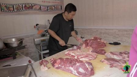 在内蒙古, 牛肉卖多少钱一斤? 据我观察, 应该是没有注水的