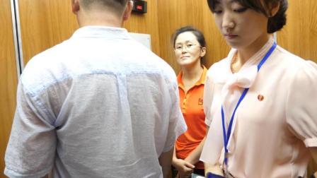 朝鲜最红的牡丹峰乐团火了多久了? 导游: 很久了