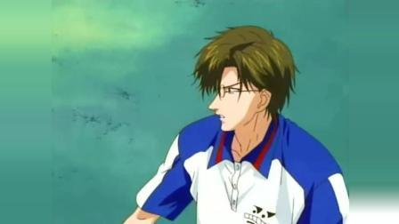 《网球王子》: 龙马用右手破掉了手冢的手冢领域, 非常高明的招式