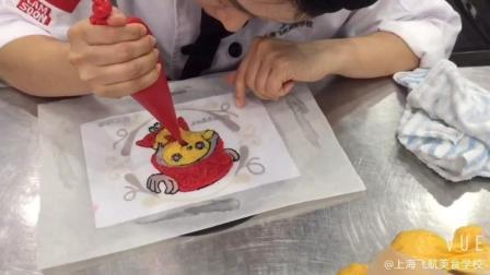 学烘焙要多少钱 上海蛋糕培训班 蛋糕教学Feihang school