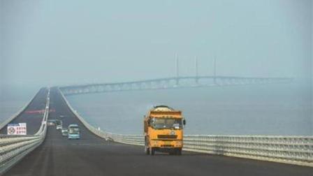 耗时15年的港珠澳大桥, 终于正式通车, 但只有这些车可以自驾通行