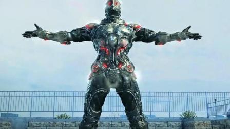 中国人打造出超强机甲, 战斗力堪比钢铁侠!