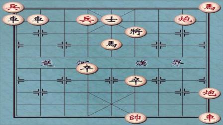 中国象棋: 一个撂倒众人的残局, 押100赔500, 却被大师一眼看破