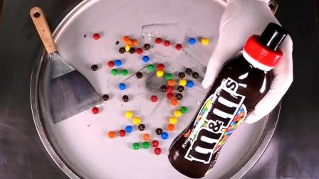 当MM巧克力豆遇上MM巧克力液, 网友: 本是同根生, 相炒何太急?