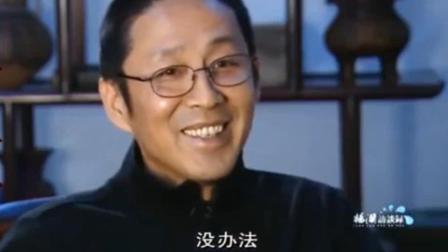 陈道明拍《康熙王朝》时自作主张加的一个耳光, 成了经典一幕