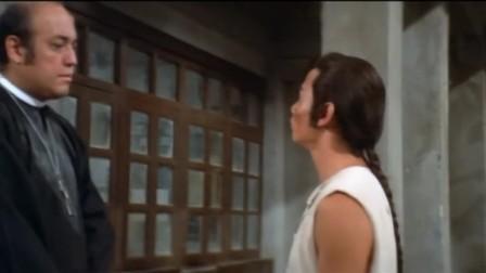 《少年苏乞儿》学校打架惹怒洋老师,苏乞儿一人承担主动退学