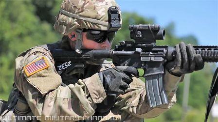 世界上最著名的军事学院!美国陆军西点军校-军事训练2018年精彩回顾