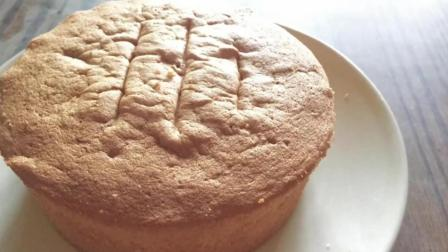 烘焙入门-海绵蛋糕(全蛋法 )