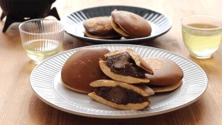 蓝胖子最喜欢吃的铜锣烧, 绵软好吃的美味甜点
