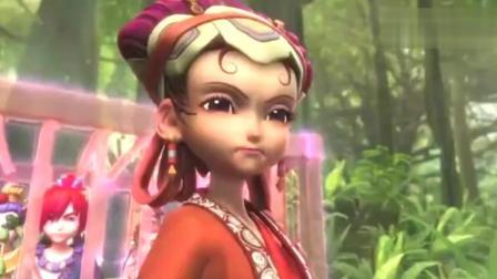 梦幻西游——飞燕女被被铁扇公主绑为人质!