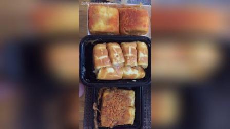 爽爆了 杨记肉松堡千里酥肉松卷肉松盒子