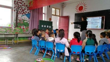 大班社会活动《会说话的交通标志》   鲁山二幼辛明明老师