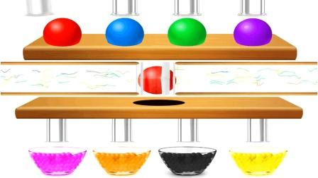 色彩巧克力豆的生产神奇糖果工厂爱工作学英语儿童英语少儿英语abc