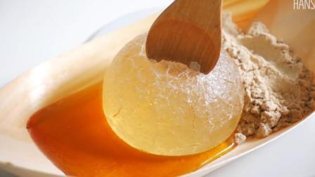 晶莹剔透的日本超流行的果冻做法! 一勺下去口水直流, 超美味!