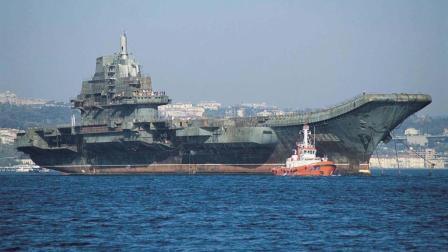 苏联解体后 航母都去了哪 除了瓦良格号 中国还买了两艘