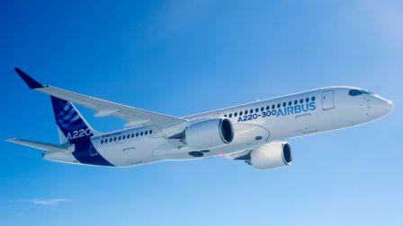 空客A220系列飞机宣传片