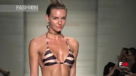 ViX PAULA HERMANNY  迈阿密泳装秀 有长相 有身材 还有气质