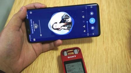 华为Mate20 PRO、P20 PRO和iPhone XS MAX外放音质对比