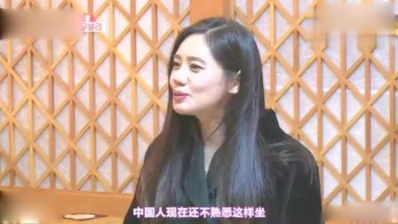 于晓光对韩国丈母娘说中国男人好 表示我们的任