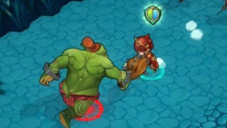 【逍遥小枫】新的试炼, 决战绿皮兽人! |魔法学院-英雄物语 #7