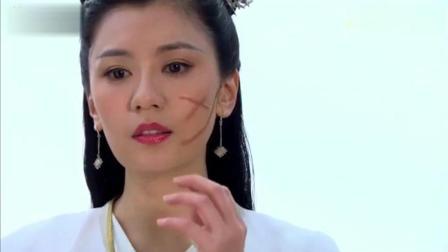 《天龙八部》女子欲杀虚竹, 未想到虚竹居然会北冥神功十分惊讶!