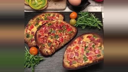法式吐司早餐, 营养满满香气扑鼻, 超美味的早餐吃法!