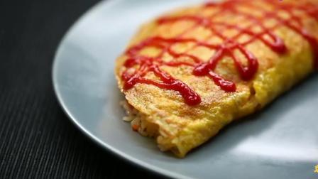 鸡蛋的做法有很多种, 今天教大家四招鸡蛋料理, 主食甜品统统都有!