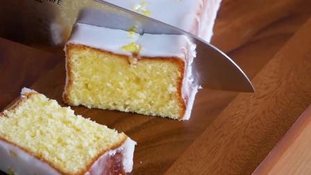 甜而不腻的柠檬奶油蛋糕, 烘焙小白也可以试试哦, 超级好吃