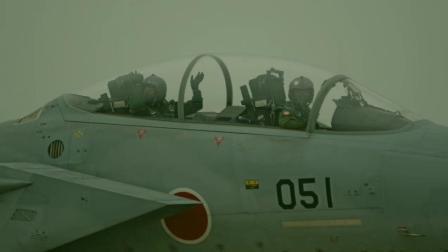 """日本F-15飞行员离奇失踪1天 被找到时坦言""""不想"""