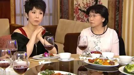 溏心风暴: 小妈和家人吃一顿离别饭, 说话这么损, 难怪大家都想吃快点