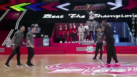 明星打篮球: 重温麦迪35秒13分! 黑人陈建州完全服气了!