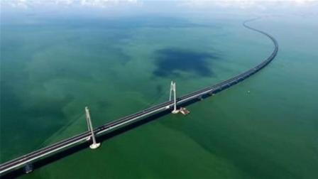 港珠澳大桥正式通车, 网友: 这辈子一定要开车上一次