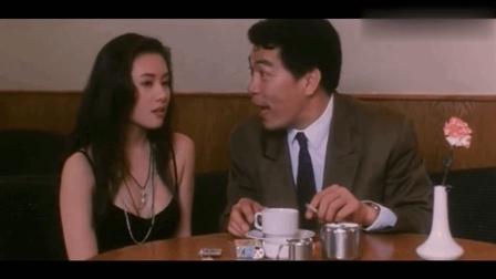 李丽珍和成奎安的第一部合作电影, 身材太火爆, 大傻也把持不住