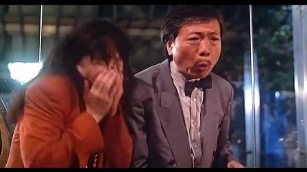 情圣: 美女醉酒强吻星爷, 星爷满脸的嫌弃样太搞