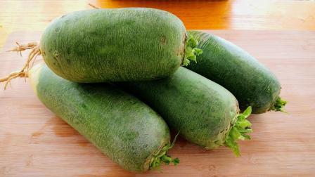 萝卜不用炖着吃了, 教你新做法, 一次10斤都不够吃, 越吃越想吃