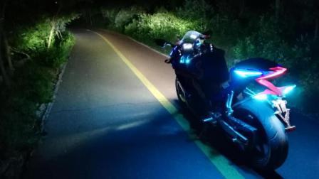 诺马刀风400夜景&极速光芒俱乐部