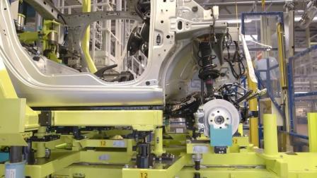 带你了解奔驰-Smart汽车是如何生产装配的, 太酷了
