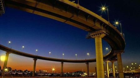 中国高架桥巨大, 可为什么桥墩和桥面的接触面积却少的可怜?