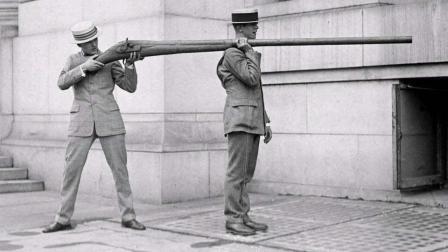 【战地1】正宗德国98式毛瑟大炮! 打翻天! 【GOD60】