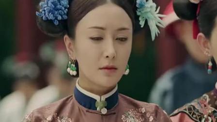 《延禧攻略》魏璎珞当上皇贵妃, 纯妃下跪求放过, 却被她活活勒死了。