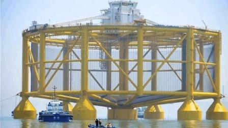 """中国发明""""海上巨笼"""", 可抵御12级台风, 美国日本都争相抢购"""
