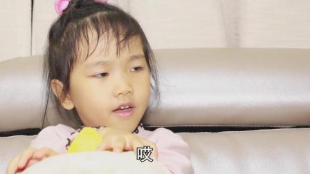 爆爆笑父女: 女儿想要的玩具, 爸爸存一年工资都买不起?