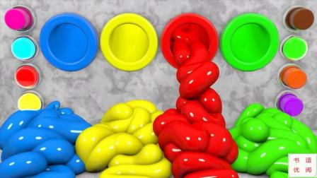 惊喜玩具神奇面条糖果工厂生产各种颜色的巧克力儿童英语少儿英语