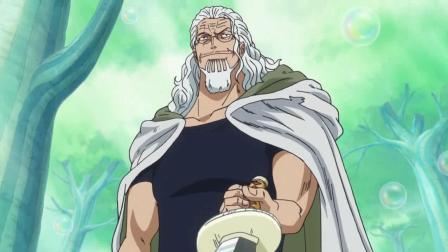 海贼王: 四皇红发能打赢冥王雷利? 大将黄猿拿实力做出回应!