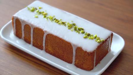 周末做的香甜柠檬蛋糕, 详细做法, 付配料表在简介里