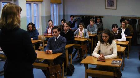 一口气看剧情片《沉默的教室》, 根据真实事件改编
