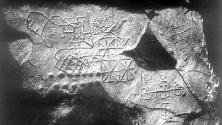 河南神秘天书被发现, 记录内容令人称奇, 专家: 上古三峡工程